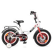 Модный детский велосипед 16 дюймов PROF1 Y1645 Original boy Гарантия качества Быстрая доставка, фото 2