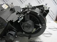 Мотор передней печки Nissan Armada
