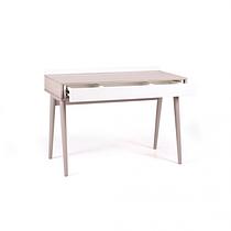 Письменный стол Верес Нью-Йорк капучино-белый