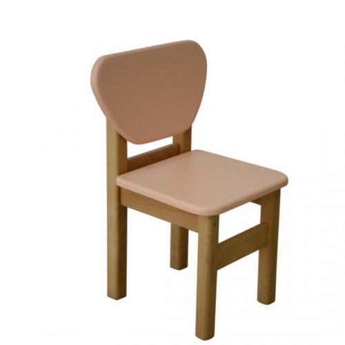 Детский стульчик Верес МДФ персик