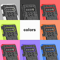 PC + TPU чехол Armor для Samsung Galaxy S 10e (8 цветов)