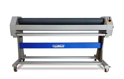 Ламинатор широкоформатный пневмотический односторонний MEFU MF-1700B5, фото 2
