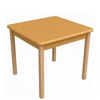 Десткий столик Верес МДФ оранженвый