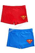 Плавки боксеры шорты Супер-мен Superman для мальчика