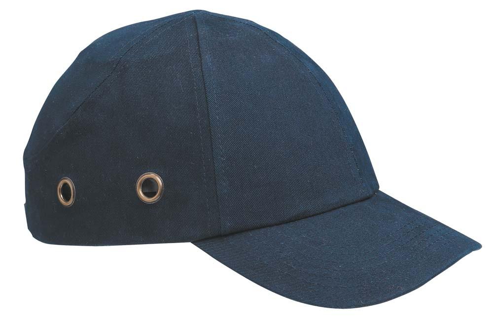 Каска - бейсболка (каскетка) защитная Duiker темно-синяя