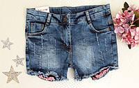 Шорты на девочку, пайетка, джинс, р. 158, 164, 164, 172, 178, фото 1