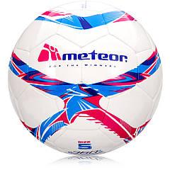 Футбольный мяч Meteor Shiny 360 MS № 5 Белый (m0048)