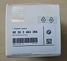 Оригінальний чоловічий наручний годинник BMW M Motorsport Watch, Men, Black / Silver, артикул 80262463266, фото 5
