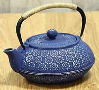 Чайник чугунный Скай 1100 мл ( заварочный чайник )