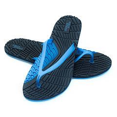 Вьетнамки женские пляжные Aqua Speed Bahama 38 Темно-синие (aqs100)
