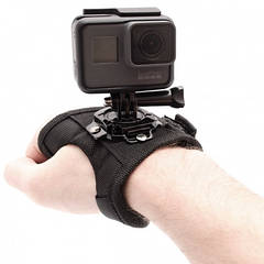 AC Prof крепление для GoPro на кисть поворотное