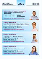 "Анонс вебинаров Академии ""Амелит"" на июнь 2019 г."