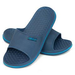 Шлепанцы детские пляжные Aqua Speed Cordoba 30 Темно-синие (aqs139)
