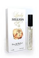 Женский мини-парфюм с феромонами Paco Rabanne Lady Million, 10 мл