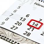 Окошки для календарей в сборе