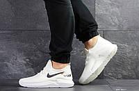 Мужские кроссовки в стиле Wonex, сетка, пена, белые *** 40 (26 см)