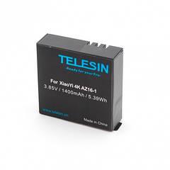 Аккумулятор Telesin для Xiaomi Yi 4К