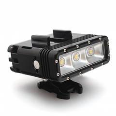 Подводный фонарь Telesin для GoPro