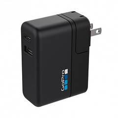 Зарядное устройство GoPro Supercharger (International Dual-Port Charger)