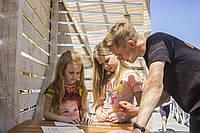Квесты для детей на природе. Киев. Дарницкий район. От Склянка мрiй
