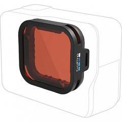 Фильтр GoPro Red Snorkel Filter для GoPro HERO7, HERO6 и HERO5 Black