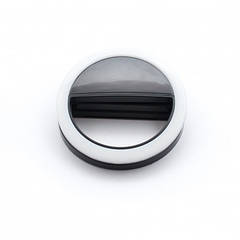 Grip selfie Ring Light: кольцевая подсветка для селфи