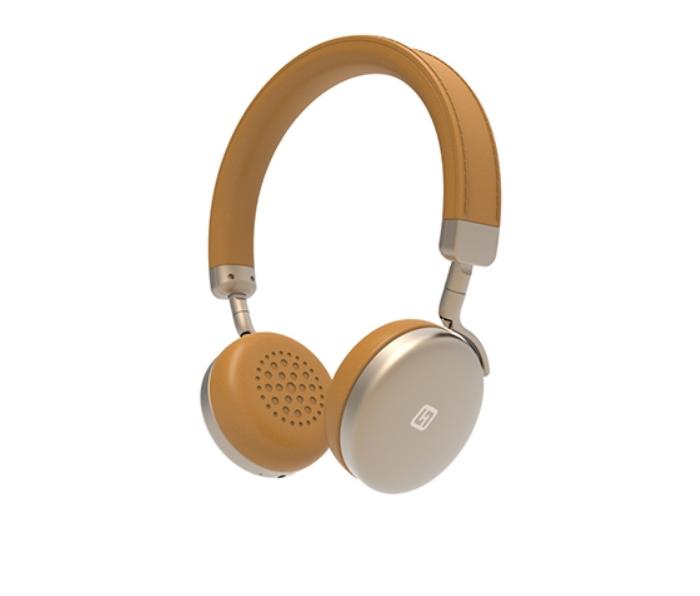 Bluetooth наушники HI Future TURBO 2 Gold (hub_ZRTh75497)