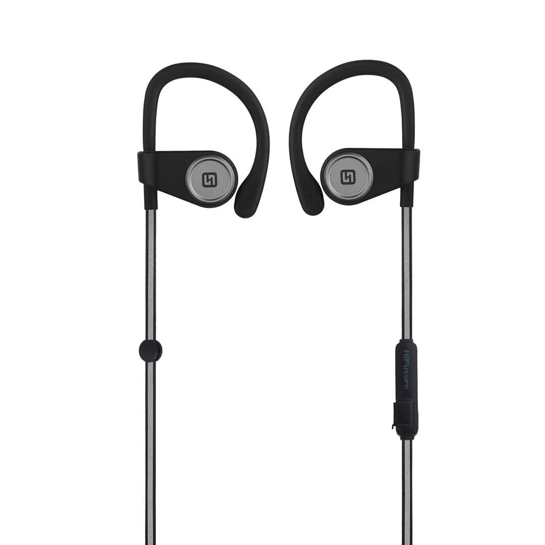 Bluetooth наушники HI Future Moonwalker Black (hub_NLpG73759)