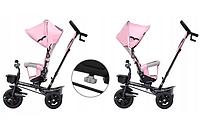 Трехколесный велосипед  AVEO (розовый)