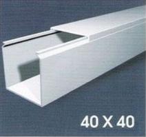 Кабель-канал «Элекор» 40х40