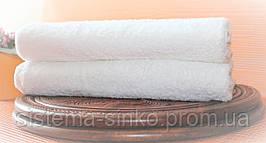 Полотенце белое 50*90 см (пл.500г/м2)