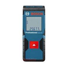 Лазерний далекомір рулетка Bosch GLM 30 30 метрів ip54 вимірювач відстані