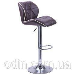 Барный стул Vensan коричневый 515550
