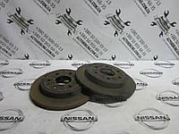 Задний тормозной диск Nissan Armada, фото 1