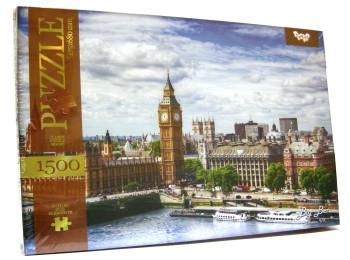 Пазлы Danko Toys Big Ben 1500 элементов (С1500-03-02)