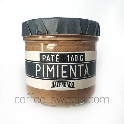 Паштет Hacendado Pate Pimienta (с добавлением черного перца) 160 g, фото 2