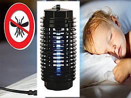 Ультрафиолетовый уничтожитель насекомых, светильник москитный Delux AKL-8