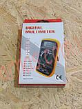 Мультиметр (тестер) MAS830L цифровой, фото 3