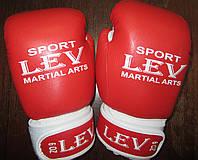 Боксерские перчатки Lev-Sport (комби) 6 oz