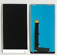 Дисплей Xiaomi Mi Mix white with touchscreen