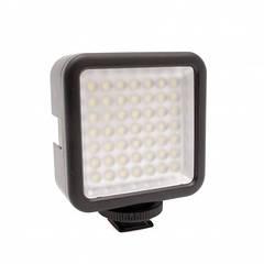 Диммируемая светодиодная панель видео освещения Ulanzi W49