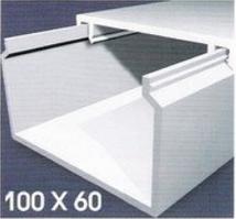 Кабель-канал «Элекор» 100х60