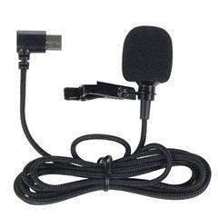 Внешний микрофон SJCAM для SJ8 Pro/Plus/Air (тип-C)