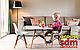 Детский стул Тауэр Вaby, пластиковый, ножки дерево бук, цвет белый BabyTWWh, фото 2