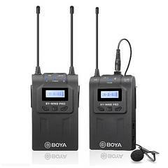 Беспроводная УВЧ микрофонная система BOYA BY-WM8 Pro-K1