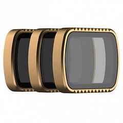 Набор нейтральных фильтров PolarPro серии Cinema для DJI Osmo Pocket