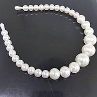 Украшение-ободок для волос Жемчужинки Small (Vtnm-obod-pearl-s)