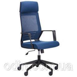 Кресло Twist black синий 521188