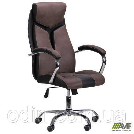 Крісло Prime nubuk brown 521207