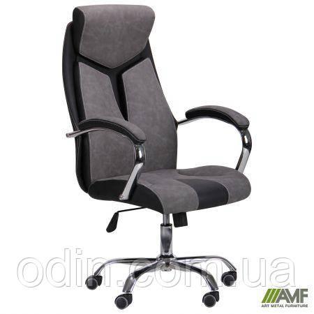 Кресло Prime nubuk gray 521205